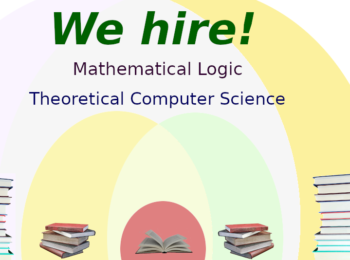 New Position in Math Logic and TCS