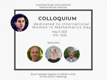 Colloquium dedicated to International Women in Mathematics Day