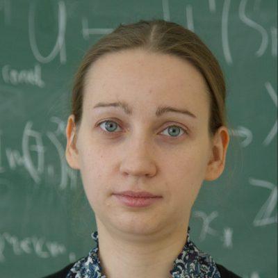 Anastasia K. Stavrova