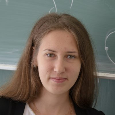 Платонова Мария Владимировна