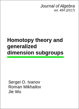 Homotopy theory and generalized dimension subgroups