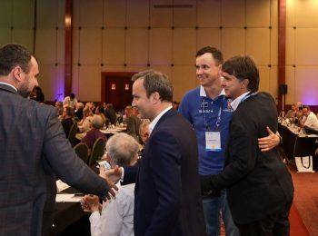 ICM 2022 пройдёт в Санкт-Петербурге