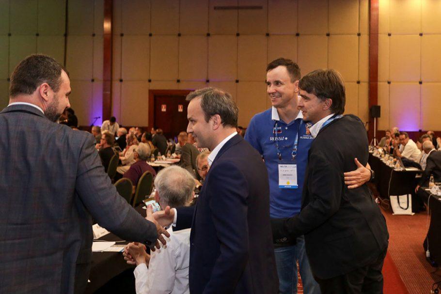St. Petersburg will host ICM 2022